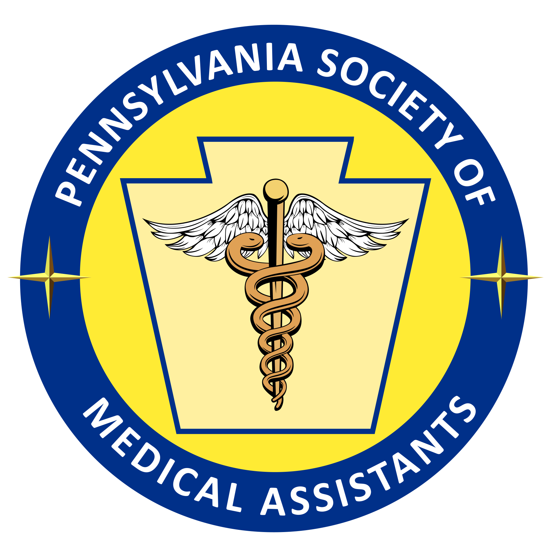 Pennsylvania Society of Medical Assistants logo